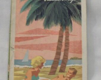 """1959-1965 Florida """"Gulf"""" Tourist Map"""