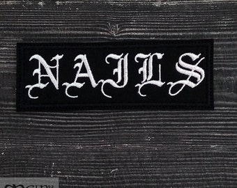 Patch Nails Grindcore Power violence Hardcore band.