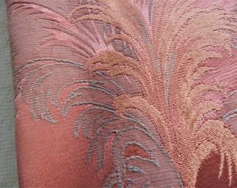 Vintage drapery fabric | Etsy