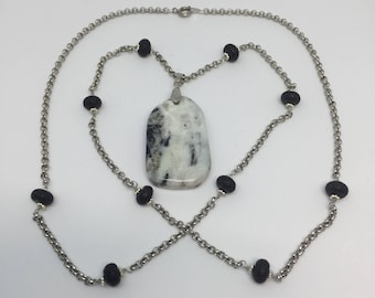 I Lava Playing Marble Necklace