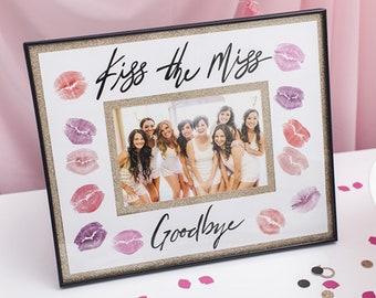 Photo Frame Insert - Kiss The Miss Goodbye!
