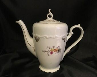 Vintage 70's Czechoslovakia Coffee/Chocolate/Tea Pot