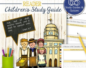 Doctrine and Covenants Reader Study Guide - INSTANT DOWNLOAD