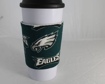 Eagles mug hugger