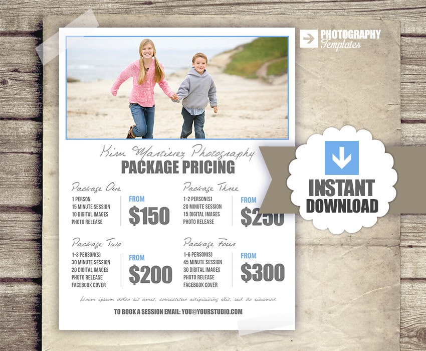 download price list template