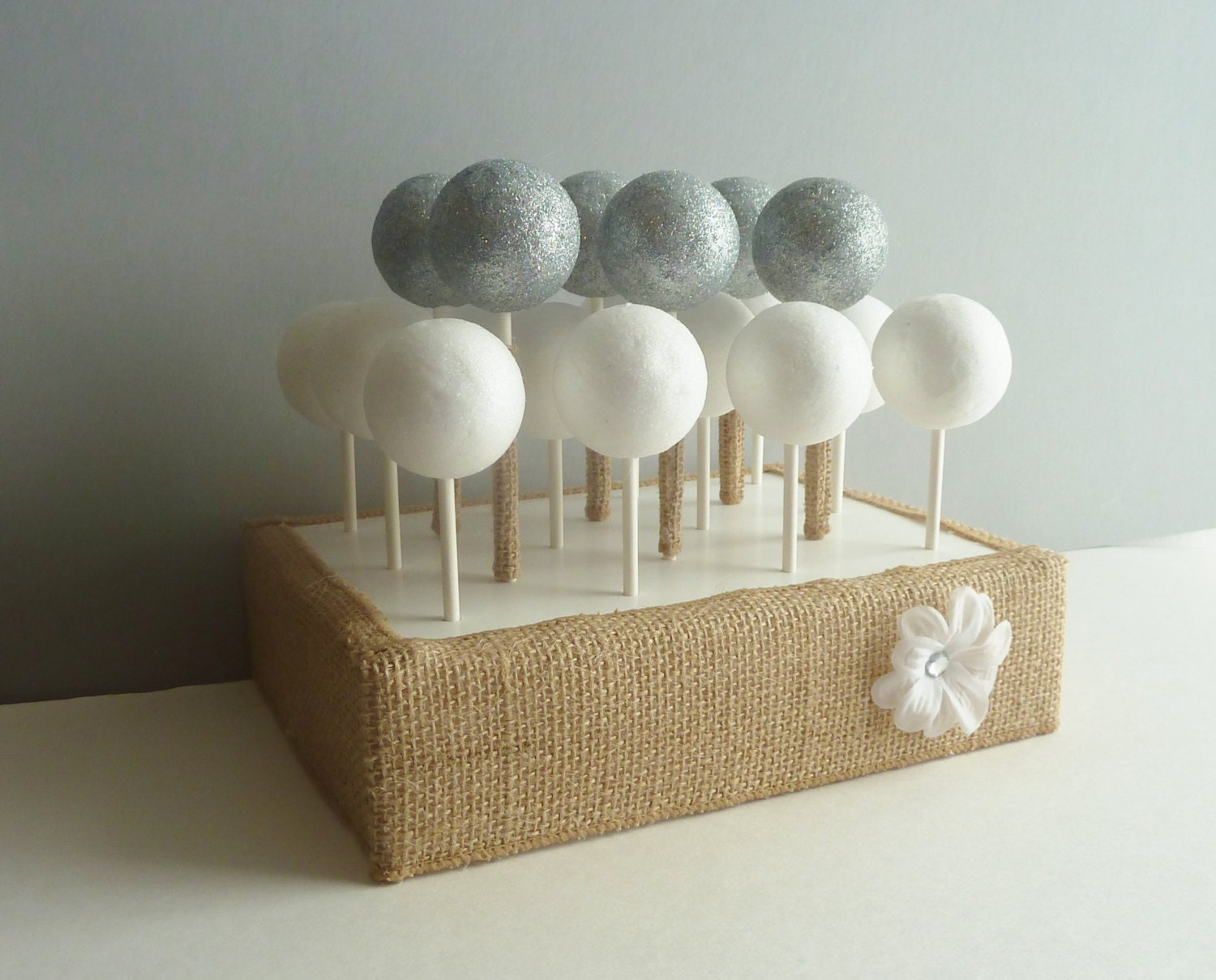Diy Stand For Cake Pops
