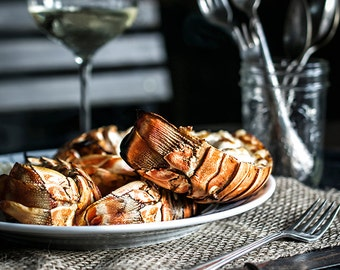 Food Photography, Food Art, Still Life Photography, Seafood, Home Decor, Kitchen Decor, Wall Art, Restaurant Decor, Rustic Photography