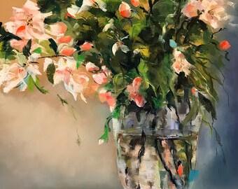 Print: Spring Blossoms