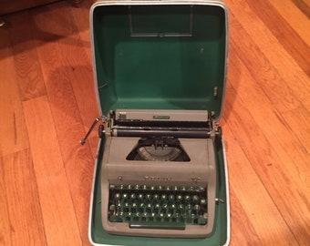 1956 Royal Aristocrat Portable Typewriter