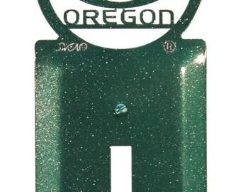 Oregon Ducks Light Switch Plate Cover