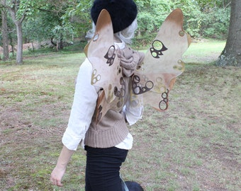 Steampunk Fairy Wings