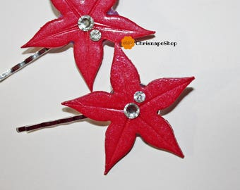 Fimo ' Flower ' clasp