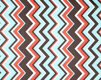 Michael Miller Fabrics - Chevy Coral - CX6222-CORA-D