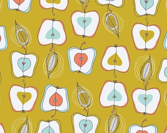 Citron Apples, Fruit Stand, from Camelot Fabrics