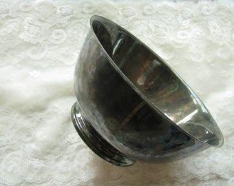 Metal bowl Oneida bowl Paul Revere Reproduction