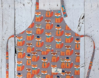 Children's Apron for Cooking and Art
