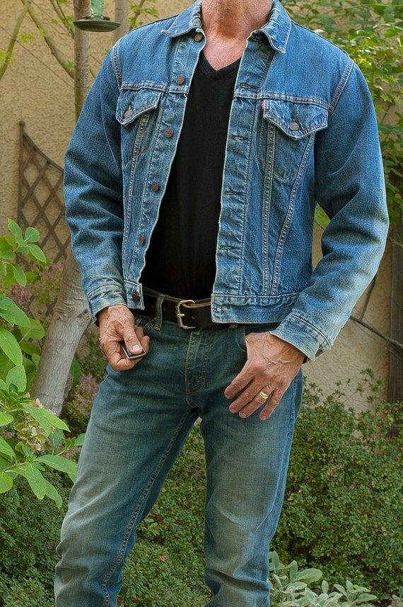 Vintage Levi Trucker Denim Jacket