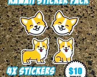 Kawaii Sticker Pack