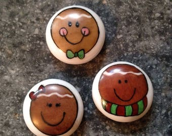 Gingerbread Magnets