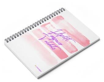 Younique Uplift Empower Validate Notebook
