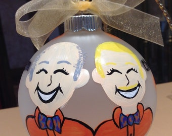 Wedding Ornament/ Marriage Equality