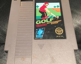 Golf 1985 NES Nintendo Entertainment System Video Game