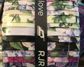 Quilt with Love by RJR fabrics Jelly Roll