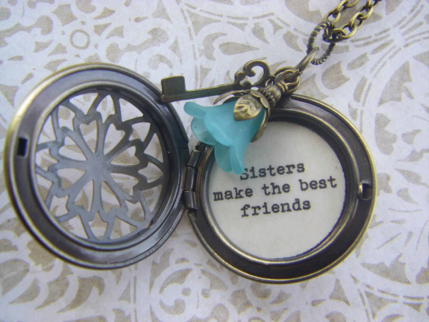 fullxfull lockets friendship friend quote listing pooh jewelry il njdd zoom necklace locket