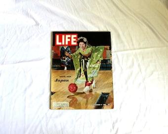 Vintage Life Magazine. September 11, 1964 Rare Vintage Japan Special Issue Life Magazine. 1960s Life Magazine. Japanese Culture 60s Art