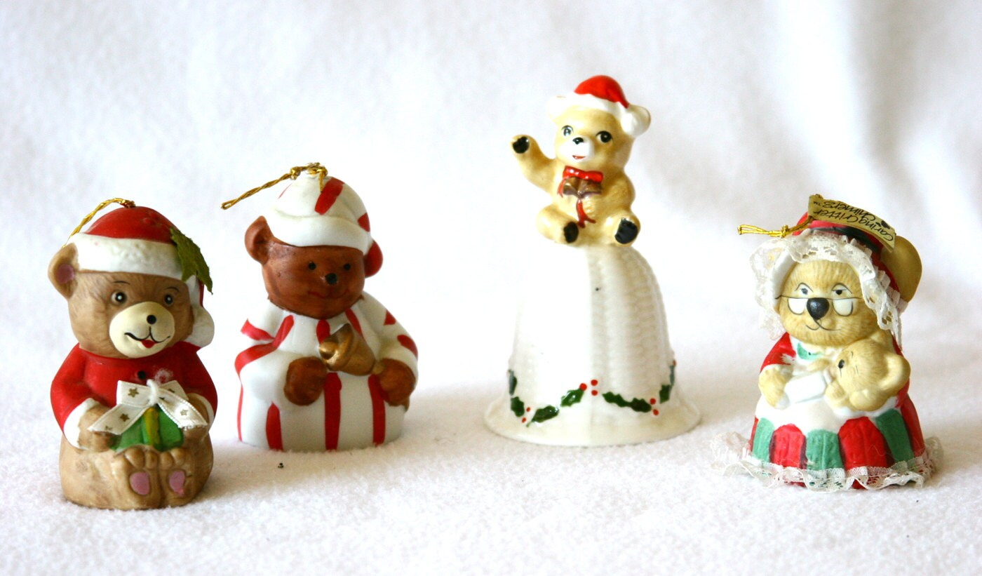 collectible christmas bells