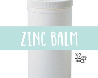Zinc Balm Paste - 32oz /// <<<