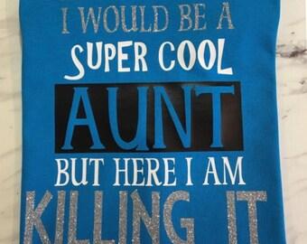 Aunt's shirt