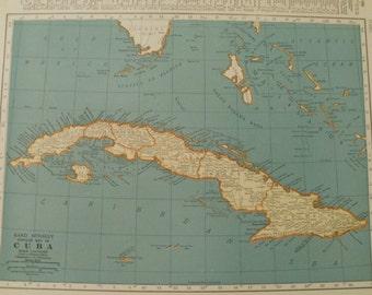 Large jamaica map etsy cuba mapjamaica maphaiti mapwest indies mappuerto rico map gumiabroncs Choice Image