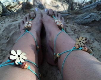 Barefoot Diffuser Sandals 3 in 1