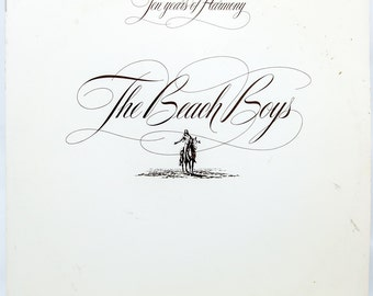 The Beach Boys - 10 Years Of Harmony 2 Album Set