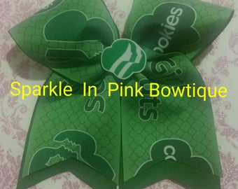 Girl Scouts Cheer Bow