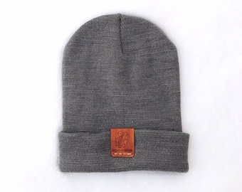 Dead Miners Tag Beanie