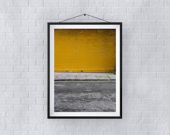 JCB - Premium Quality – Wall Art - Giclée Print – Urban Art - Martin Sylvester - Sylvo81