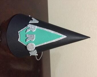 Green Arrow Party Hats