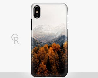 Mountain iPhone 8 Plus Case For iPhone 8 iPhone 8 Plus - iPhone X - iPhone 7 Plus - iPhone 6 - iPhone 6S - iPhone SE - Samsung S8  iPhone 5