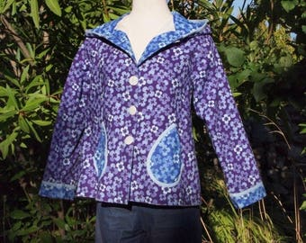 Made to order: women's windproof jacket
