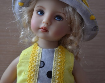 "New outfit for 13 ""dolls Dianna Effner little darling"