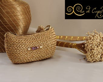 Handbag, sac à main, handbag gold