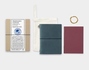2018 New Color TN Blue Starter kit (Passport Size)