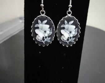 """beautiful butterfly earrings""""  earrings  butterfly flower earrings"""