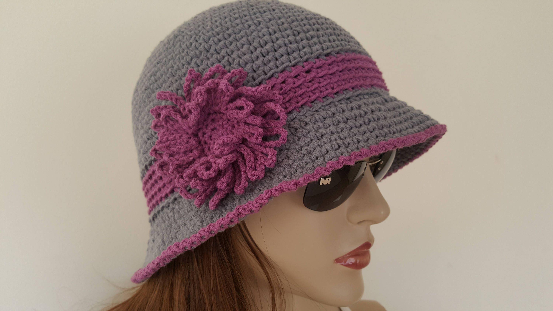 Frauen Sonnenhut Chemo-Hut Brimmed Hut Baumwolle Hut Hut