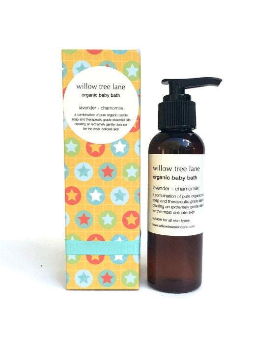 Organic Baby Bath, Natural Castile, Olive Oil Soap, Gentle, Sensitive Skin. Two sizes.