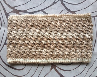 cowl infinity scarf, adult or child size
