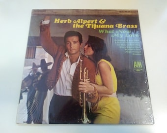 Herb Alpert and The Tijuana Brass - What Now My Love VG++ Original Stereo Press A&M SP-4114 Record 1966 - Play Tested Latin Pop jazz