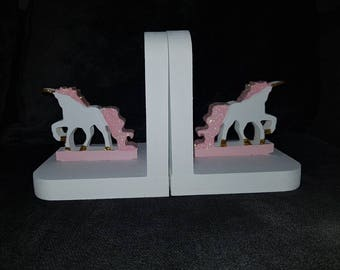 Various book ends
